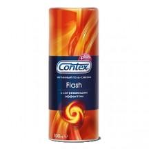 Гель-смазка Contex Flash с согревающим эффектом 100 мл