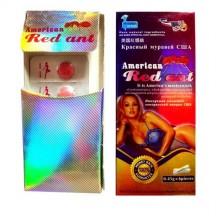 Женская виагра Красный муравей (American Red Ant) 6 таблеток